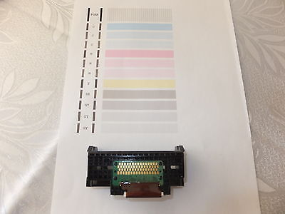 Genuine Canon QY6-0078 Printhead for Pixma MP990 MP996 MG6120 MG6220... Tested