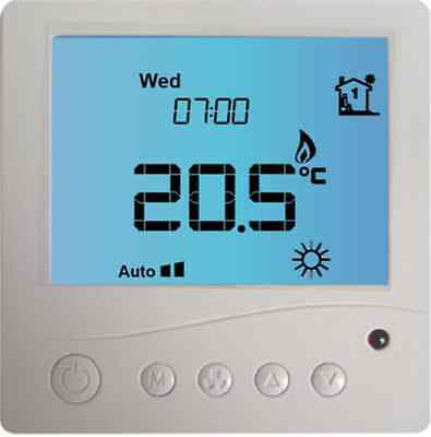 Programmable Underfloor Heating Thermostat for Electric Underfloor Heating