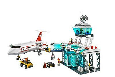 Lego - City - Airport - 7894 Airport -  COMPLETE  VERY GOOD CONDITION