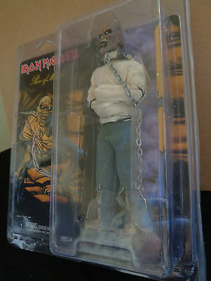 IRON MAIDEN Piece Of Mind Figure NEW Neca Eddie Clothed Free 1st Class Post