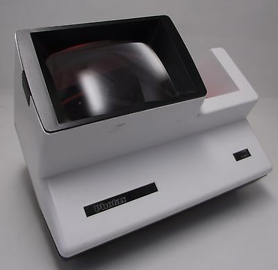PHOTAX SLIDE VIEWER  35mm AUTOVIEWER 3 unboxed