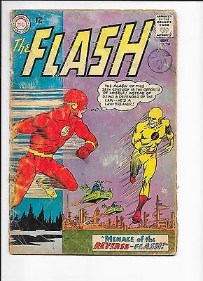 DC Comics Flash Issue No 139 GD-? 1st Reverse Flash