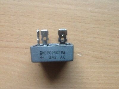 KBPC2502 25A Bridge Rectifier 200V