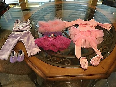 American Girl Dance Outfits