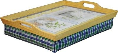 Aidapt Wooden Lap Tray With Cushion VM938C