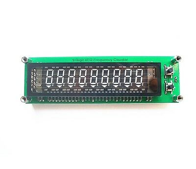 1PCS 0.1MHz~2400MHz9 Digital VFD frequency counter frequency measurement module