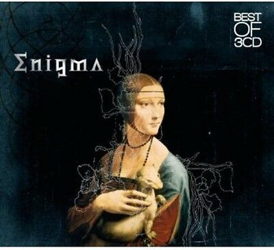Best Of - Enigma (2012, CD NEU)3 DISC SET