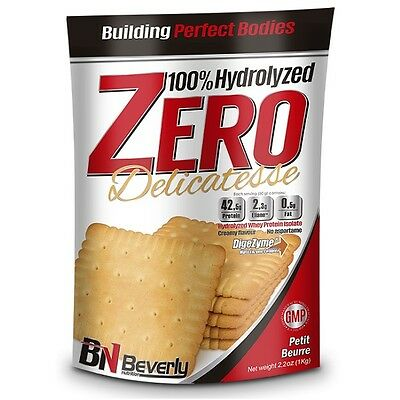 Beverly Nutrition - Hydrolized Zero Delicatesse, 1000 G, Petit Beurre