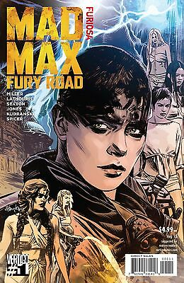 Mad Max Fury Road Furiosa #1 Nm Dc Comics Vertigo