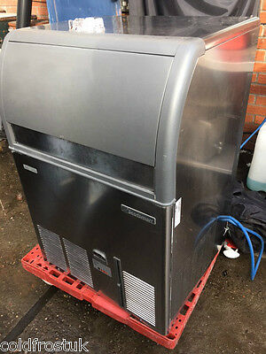 Commercial Scotsman Ice Cube Machine / Ice Maker 80 kg per 24 hrs