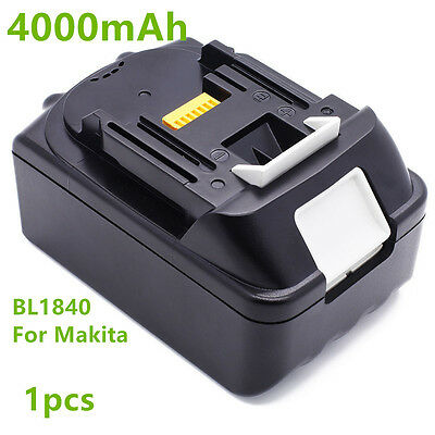 Makita kit 18V 4.0Ah Replacement BL1830 BL1840 BTD146 Battery LXT400 Lithium Ion