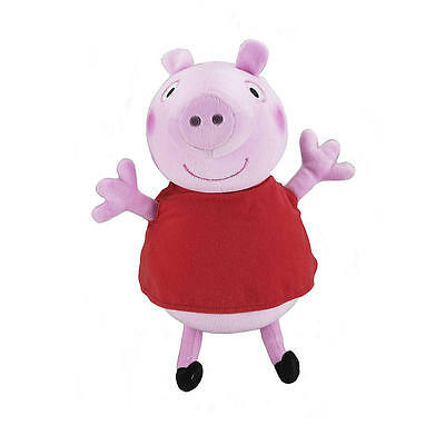 """Peppa Pig 16"""" inches Plush Backpack -  BRAND NEW & Licensed Product"""