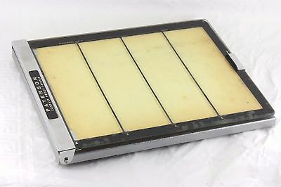 vintage METAL Paterson Contact Proof Printer 120 medium format roll film 10 x 8