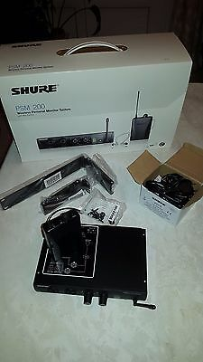 Système In Ear Shure PSM-200 Q3