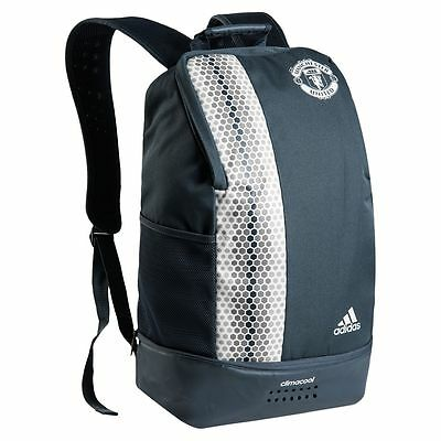 adidas ClimaCool Manchester United 2016 - 2017 Soccer School Gym Bag Backpack