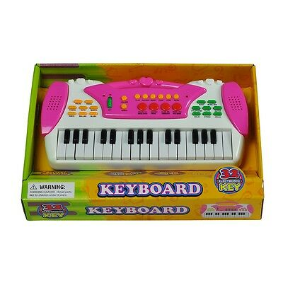 New Kool Keys 'Rock 'N' Board' Childrens Toy Keyboard for Kids (Small)