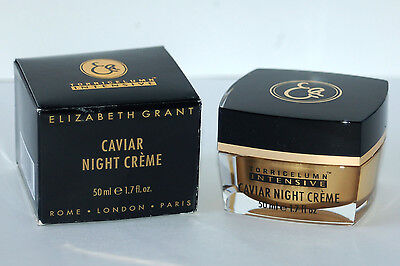 Elizabeth Grant Caviar Night Creme - 50ml