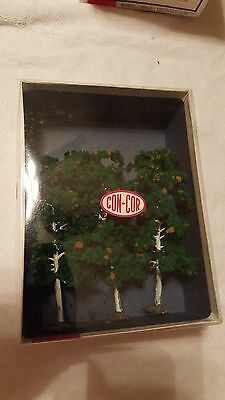 Con-Cor Trains* Accessories * Scenery Products / Weeping Birch Trees / #ccs-138