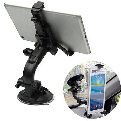 Bracket for Samsung Tablet GPS Car Windscreen Suction Mount Rotatable Holder new