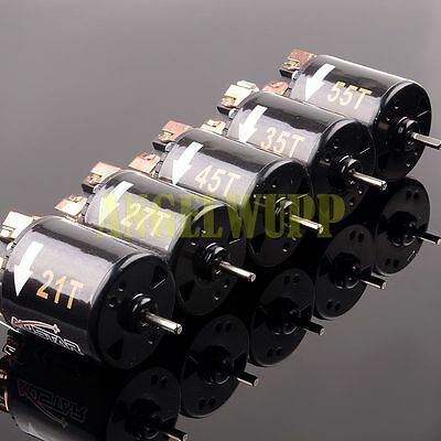 RS-540 brushed Motor 21T-55T for 1/10 Rock Crawler TAMIYA KYOSHO AXIAL RC4WD