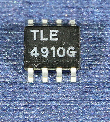 Tle4910G  Siemens Hall-Effect Ic With Analog Output Sop-8 5Pcs