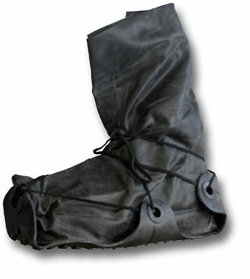 NEW OVERBOOTS  WATERPROOF, FESTIVALS CONCRETE MOTORCYCLE FLOODS protects shoes