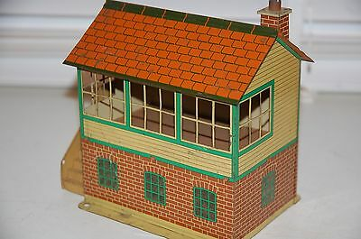HORNBY SERIES O GAUGE No 2 SIGNAL CABIN