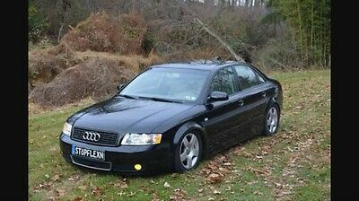 AUDI A4 TRANS/GEARBOX MANUAL, 1.8T QUATTRO, 6SPD, B6, 07/01-02/05 suspension