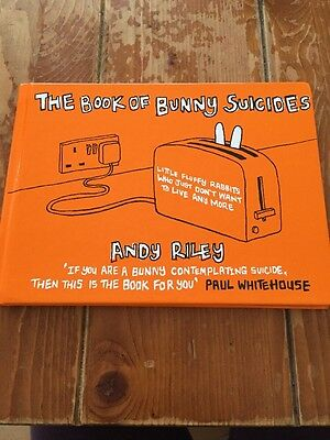 The Book If Bunny Suicides