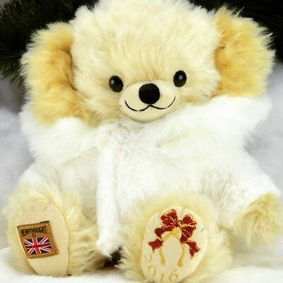 Merrythought 2016 Christmas Cheeky Bear Limited Edition
