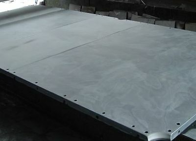 New 9ft Snooker Sectional Table Slate Bed