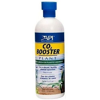 API CO2 BOOSTER TROPICAL PLANT GROWTH PLANTED FISH TANK 237ml 473ml LIQUIDCARBON