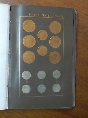 1860 Rare 1st Edition Coin Book - Description of Ancient and Modern Coins