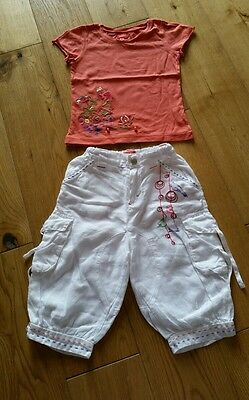 Marese Age 5 Girls Top & Trouser Set