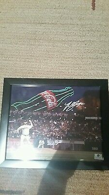 Buster Posey and Madison Bumgarner Signed Photos