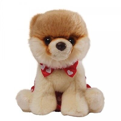 GUND Bitty Boo - Itty Bitty Boo wearing Red Heart Boxer Shorts & Bow tie