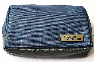 Lufthansa Business Class Signature Amenity Kit Travel Bag Empty Pouch New