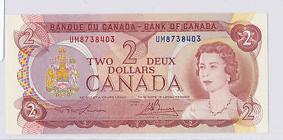 RC0097 Canada 1974  2 Dollars  combine shipping