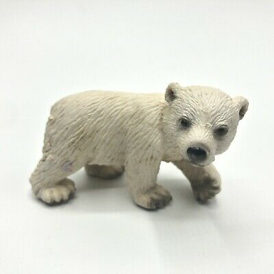 Schleich Polar Bear Cub Retired #14358