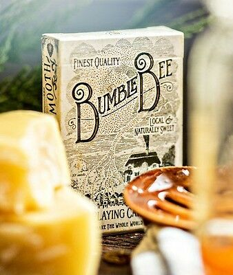 Bicycle Ellusionist Bumble Bee US Playing Cards Magic Poker New SEALED