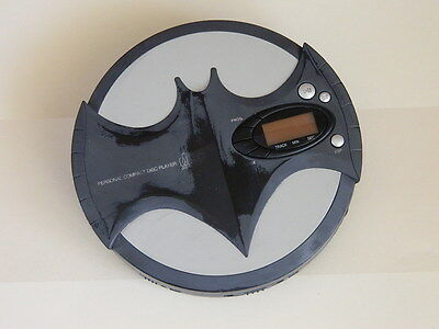 Batman KSM6018 Portable CD Player Personal Compact Disc Player