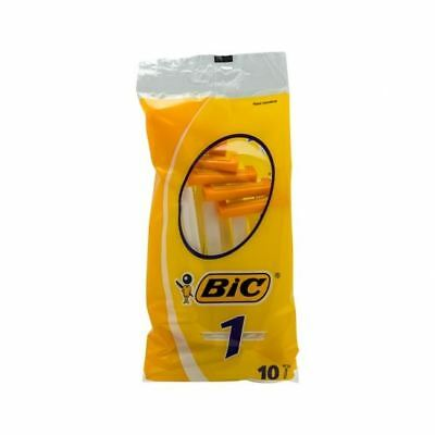20 BIC Single Blade Disposible Razors (2 Packs of 10)