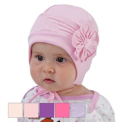 Brand Beautiful Soft Spring Hat For Girl/baby/toddler With Cute  Flower