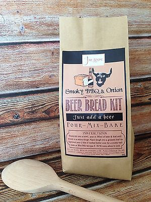 Beer Bread - Smoky BBQ & Onion - Baking Mix - Christmas Gift