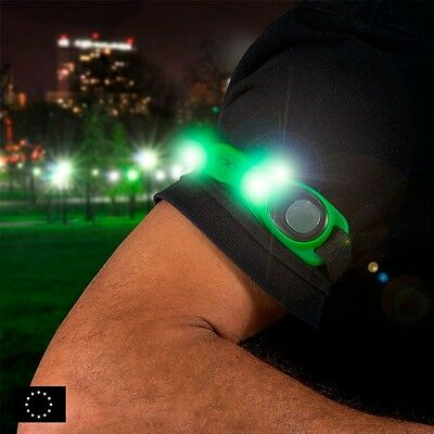 GoFit LED Armband, Running,Bike Safety Accessory RRP £35.00