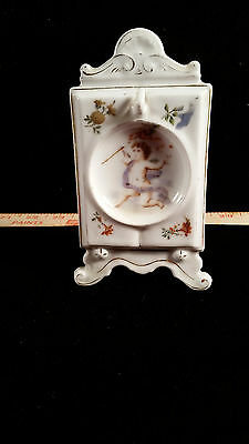Watch Holder Porcelain Rare