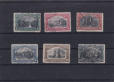 Chile 1910  Stamps On Stock Card . Ref 1783