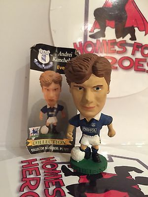 CORINTHIAN PROSTAR EVERTON Andrei Kanchelskis PL181 LOOSE WITH CARD
