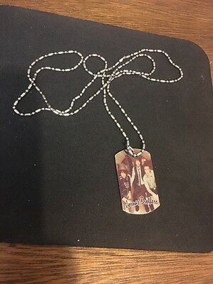 FB2- Jonas Brothers Dog Tag Necklace