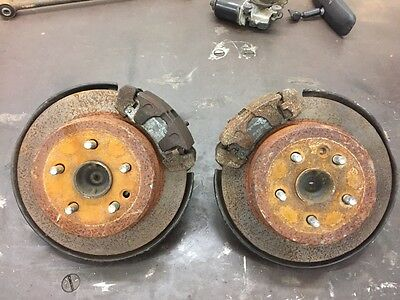 Celica REAR DISC BRAKE Conversion Package assembly caliper rotor Toyota 90 - 93